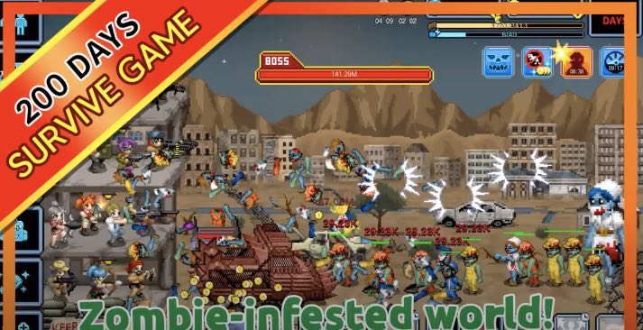 200 DAYS Zombie Apocalypse hack