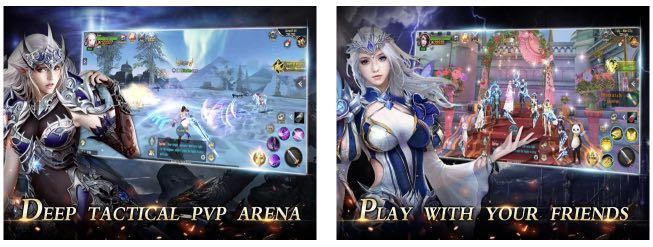 Aesir Epic of Everlight tips