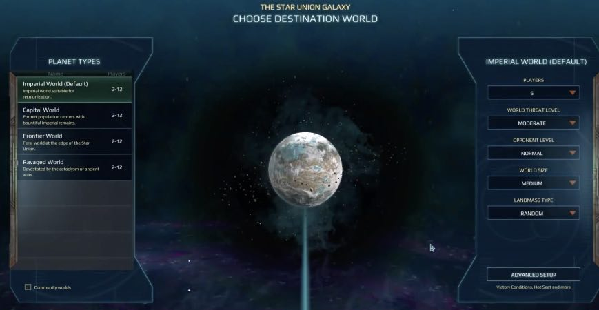 Age of Wonders Planetfall hack upgrade