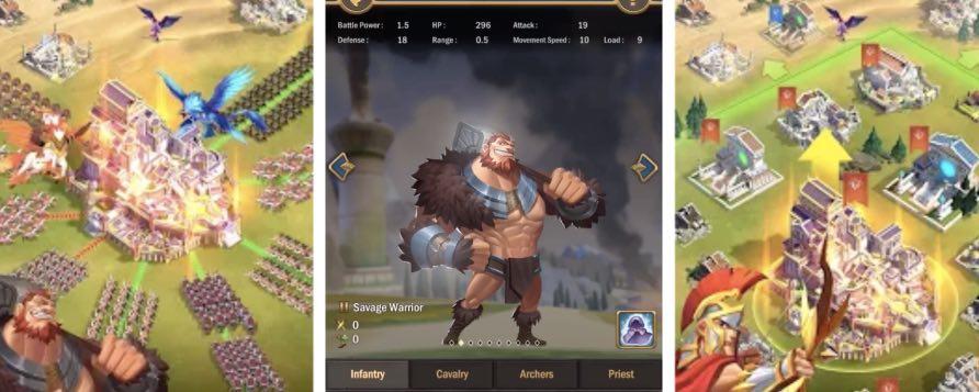 Age Of Myth Genesis tips