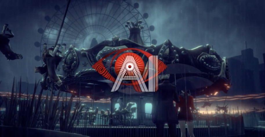 AI The Somnium Files hack
