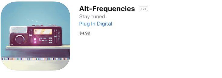 Alt-Frequencies hack