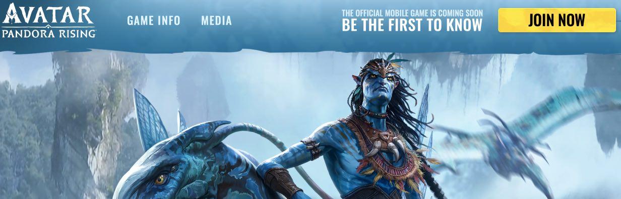 Avatar Pandora Rising wiki