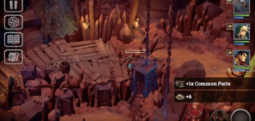 Battle Chasers Nightwar tips