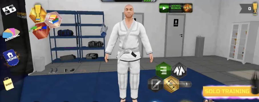 BeJJ Jiu-Jitsu hack credits