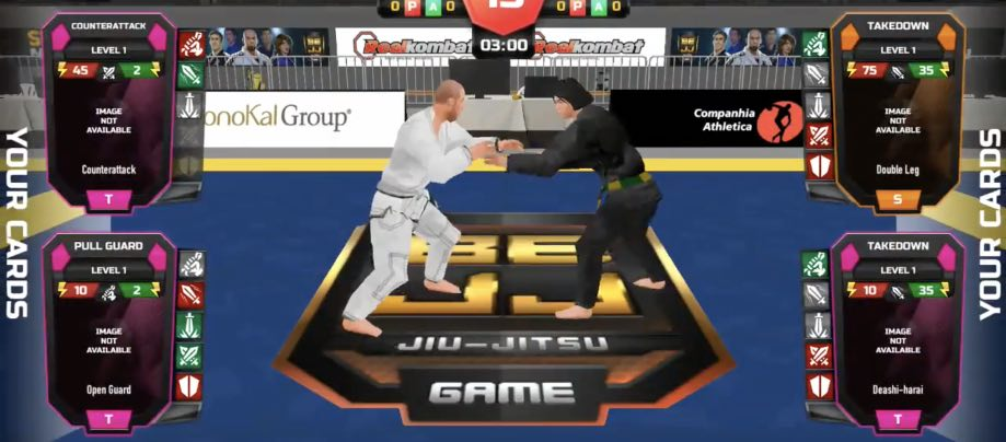 BeJJ Jiu-Jitsu tutorial