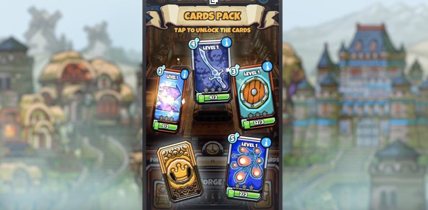 Card Battle Kingdom tips to repair