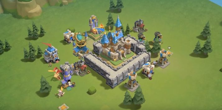 Castle Clash New Dawn wiki