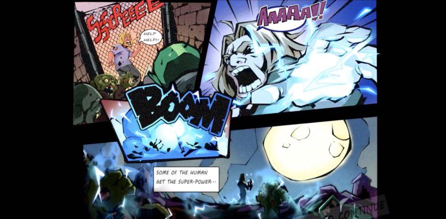 Chaos Heroes Zombies War wiki