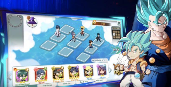 Chibi Heroes wiki