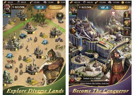 Conquerors 2 wiki
