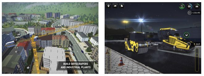Construction Simulator 3 tutorial