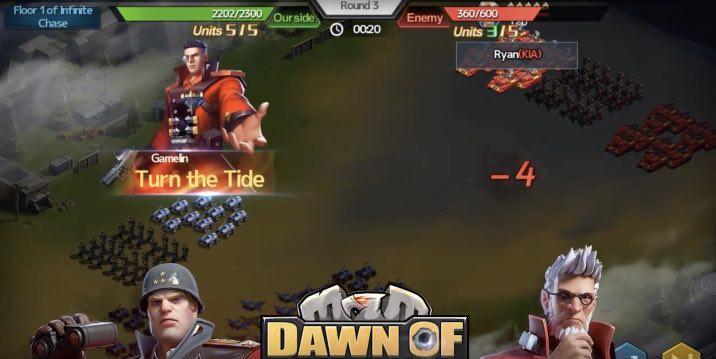 Dawn of Warfare wiki
