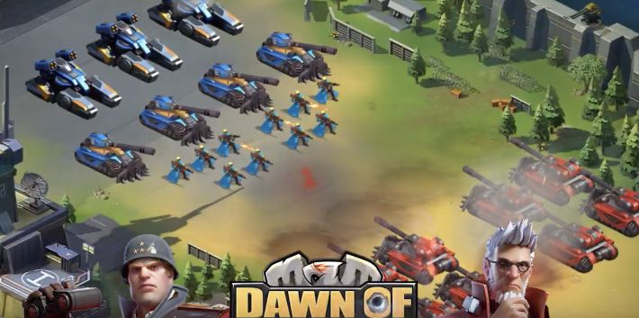 Dawn of Warfare tutorial