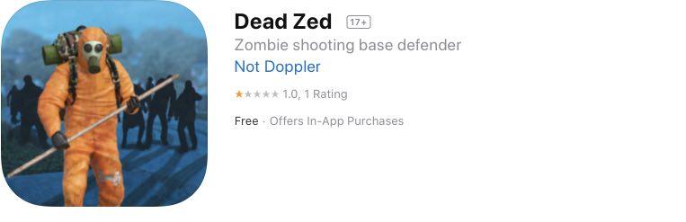 Dead Zed hack