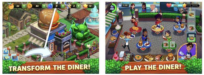 Diner DASH Adventures hack free download