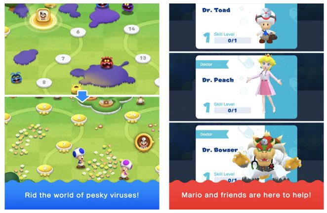 Dr. Mario World wiki