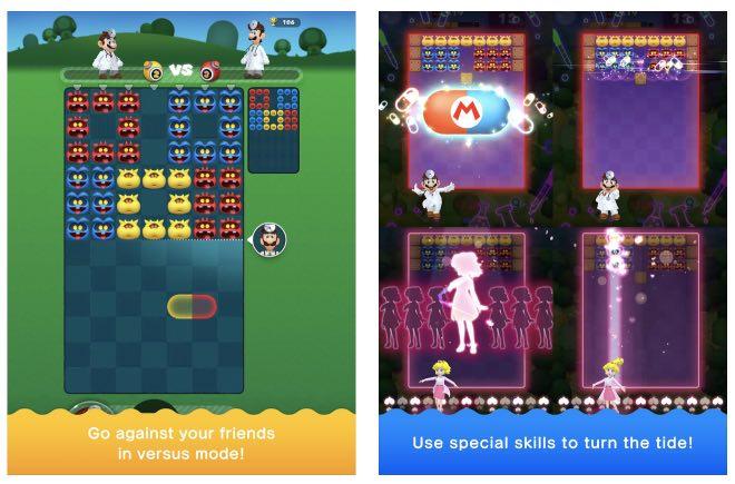 Dr. Mario World tips