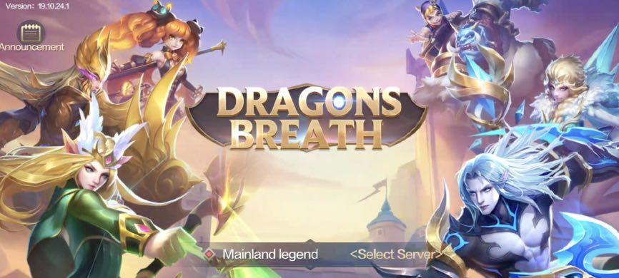 Dragons Breath hack