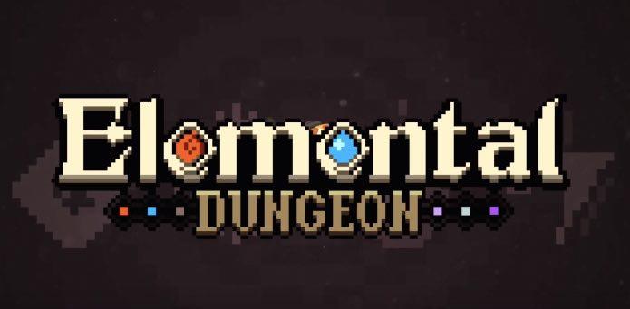 Elemental Dungeon hack month card