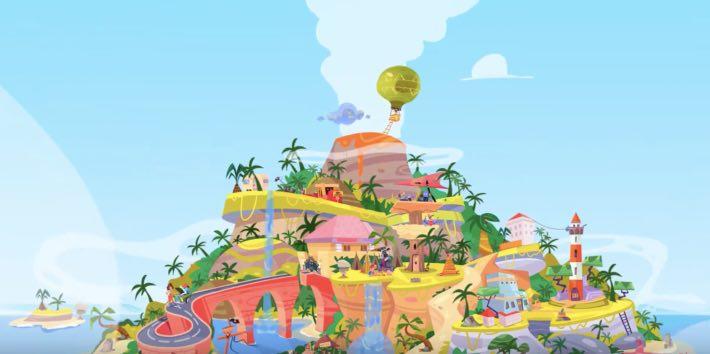Escape Funky Island hack