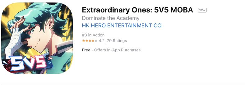 Extraordinary Ones hack