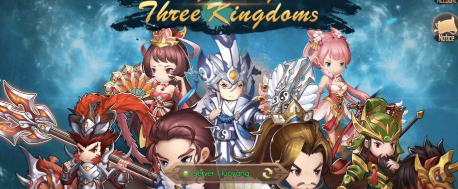 Fantasy Three Kingdoms hack