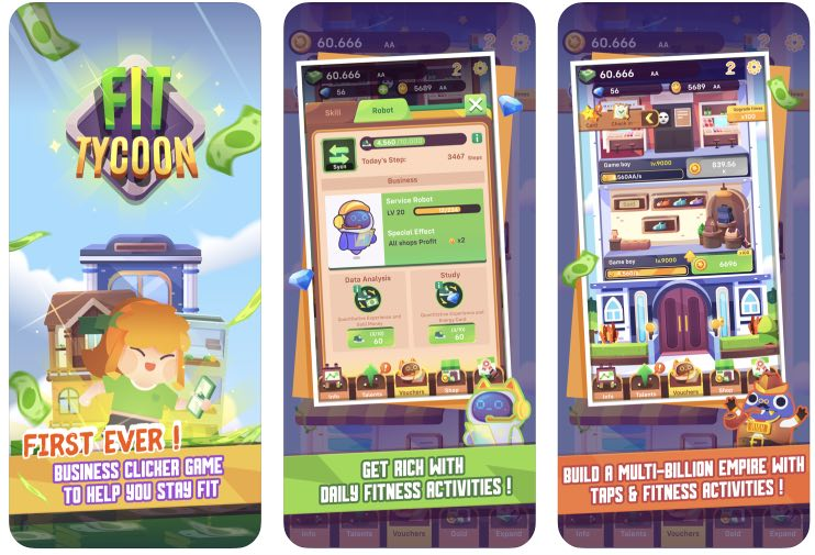 Fit Tycoon hack
