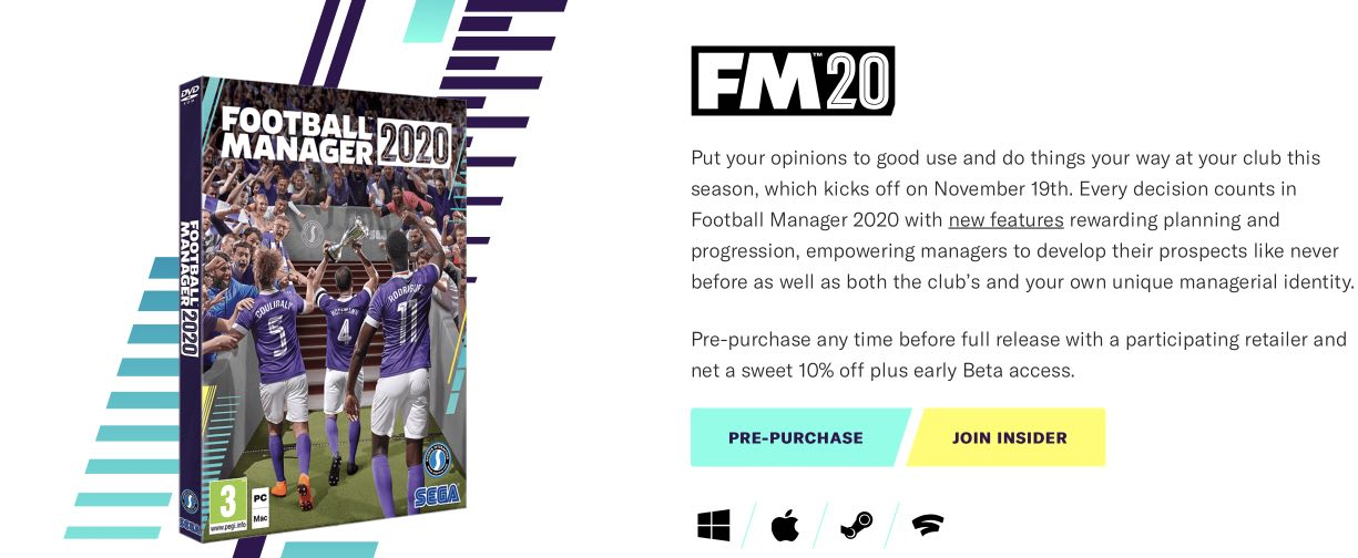 Football Manager 2020 wiki