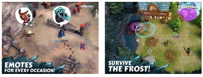 Frostfall wiki