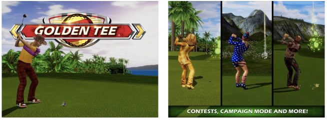 Golden Tee Golf hack
