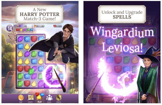 Harry Potter Puzzles & Spells hack