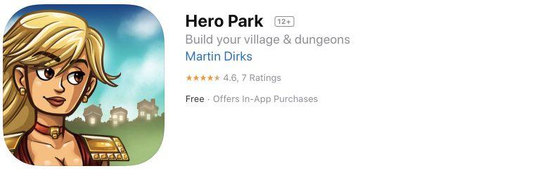 Hero Park tips