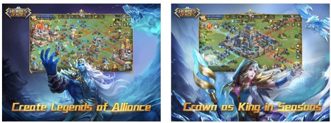 Heroes of Ages wiki