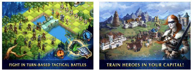 Heroes of War Magic hack