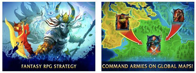 Heroes of War Magic wiki