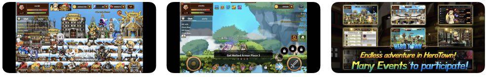 Heroes Town online wiki