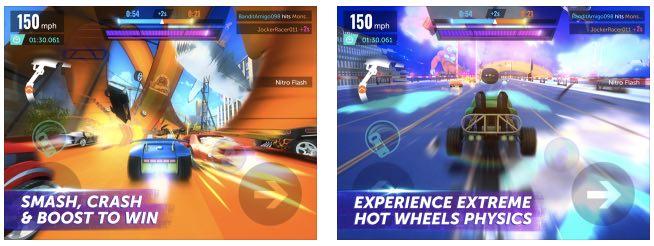 Hot Wheels Infinite Loop wiki