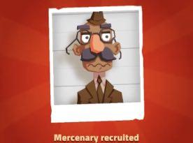 Idle Mercenary tips