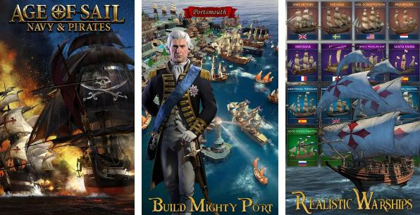 Age of Sail tutorial