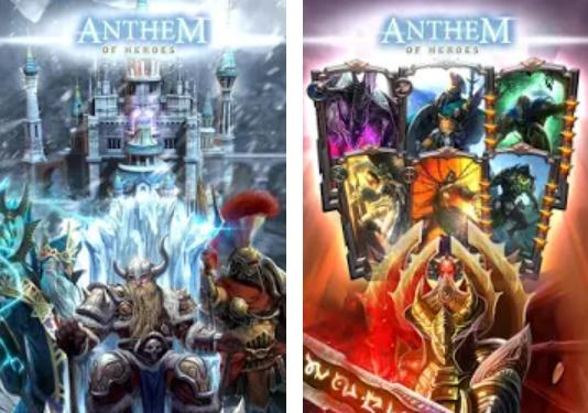 Anthem of Heroes hack cheats (awaken, gems, gold, summon)