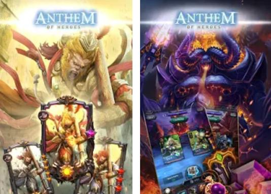 Anthem of Heroes hack rank up