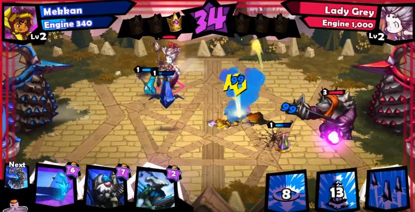 Arena Stars Rival Heroes wiki