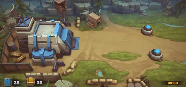 Battle Boom treasure chest