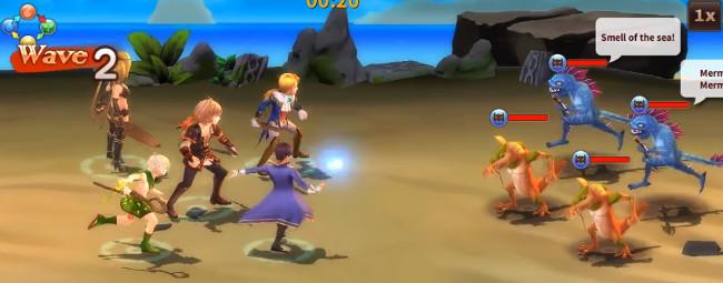 Battle of Souls - battle