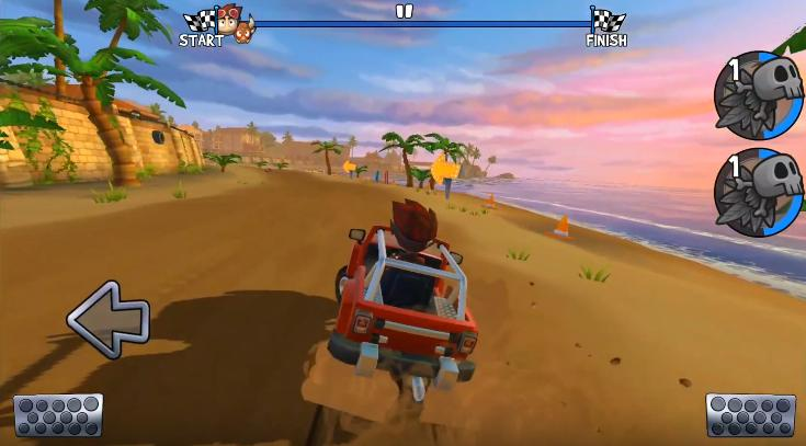 Beach Buggy Racing 2 tips