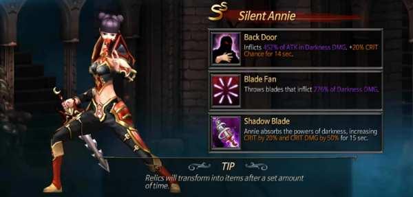 Blood Quest –  cheats secret bug