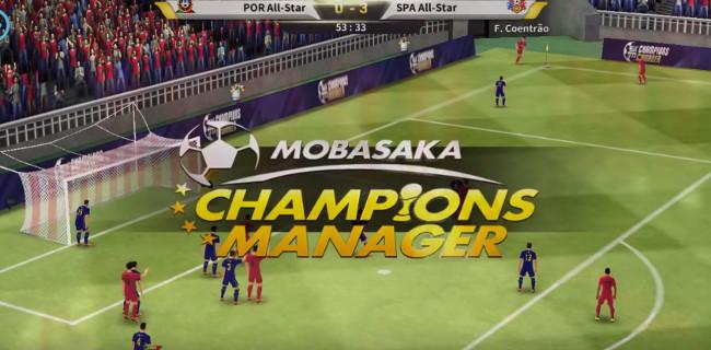 Champions Manager Mobasaka gift box