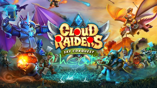 cheats cloud raiders