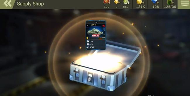 Commander Battle gift box